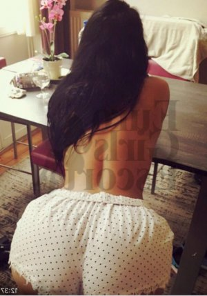 Iseult escort girl in Surprise Arizona